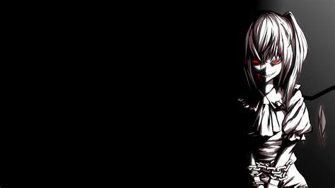 Scary Anime Wallpaper - creepy anime wallpaper wide amazing wallpapers