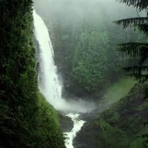 Wallace Falls State Park Washington