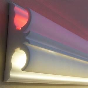 Wand Indirekte Beleuchtung : led profil indirekte beleuchtung ~ Sanjose-hotels-ca.com Haus und Dekorationen