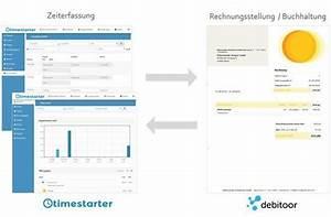 Arbeitsstunden Berechnen Online : smarte zeiterfassung mit timestarter debitoor rechnungsprogramm ~ Themetempest.com Abrechnung