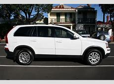 VOLVO XC90 2007 D5 Diesel White with Black leather $24990