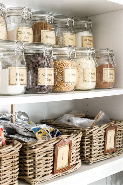 kitchen pantry organization baskets pantry cabinet organization and printable labels bless 5484