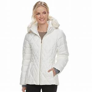 Women 39 S Zeroxposur Gretchen Hooded Quilted Puffer Jacket