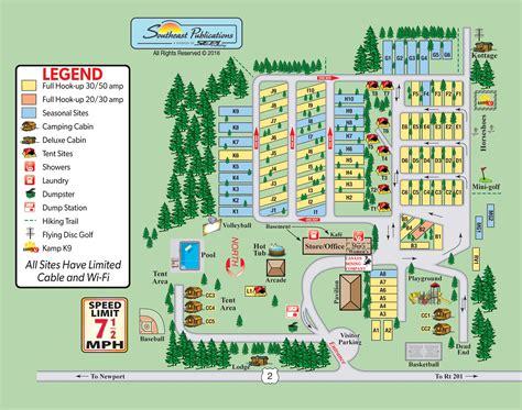 Canaan, Maine Campground  Skowhegan  Kennebec Valley Koa