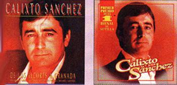 CALIXTO SÁNCHEZ -CANTAORES/AS - El Arte de Vivir el Flamenco