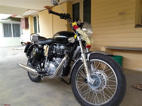 Review Royal Enfield Bullet 350 by Ownership Review Royal Enfield Bullet 350 Es Page 3