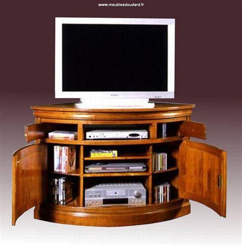 meuble tv d angle meuble t 233 l 233 de coin meuble tv louis