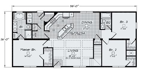 house plans with big kitchens open floor plan large kitchen bar island sink standard