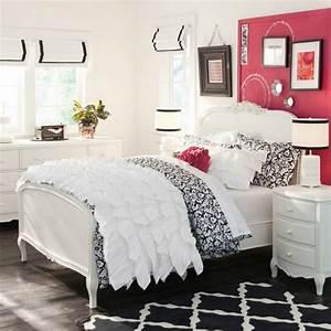 40+ Beautiful Teenage Girls' Bedroom Designs - For