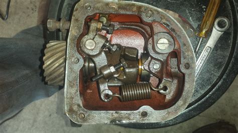 Farmall H Governor Diagram by M Governor Adjust Rebuild Ti Yesterday S Tractors