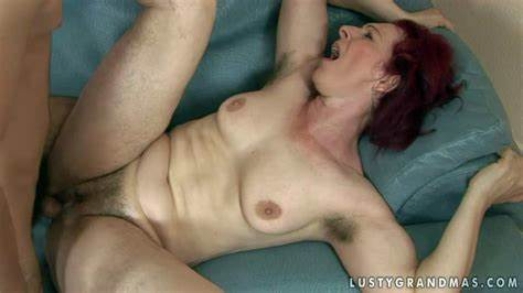Gent Teen Red Haired Lady Banged Drilling