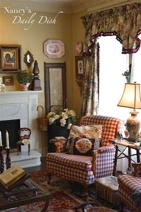 cottage livingroom nancy 39 s daily dish cottage living room before