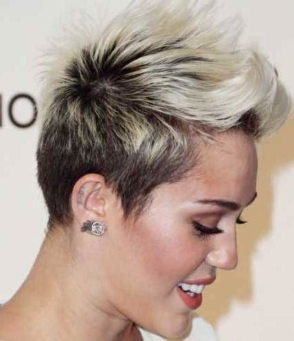 spiky haircuts for thick hair 20 gorgeous looks with pixie cut for 1333