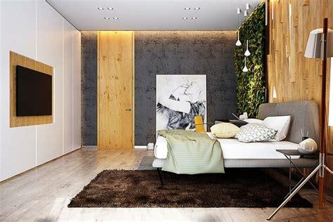 panneau mural chambre panneau décoratif mural en 3d et parquet bois dans 12 pièces