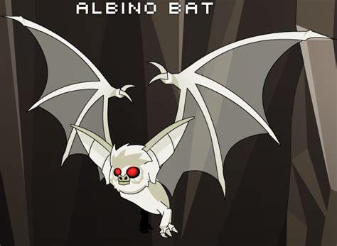 Albino Bat (monster