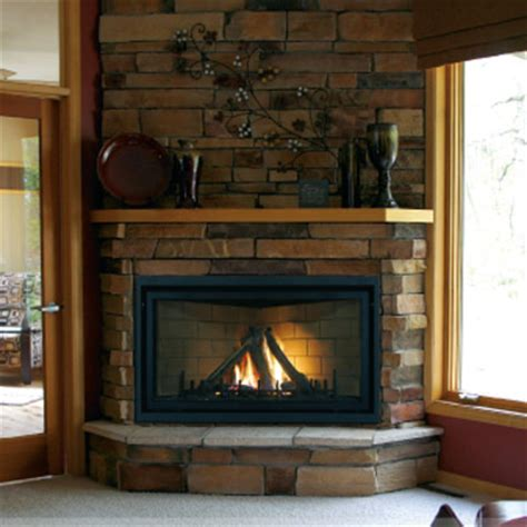 corner fireplaces corner unit  fireplace