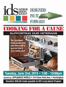 """IDS Long Island presents our 3rd """"Cooking for a Cause ..."""