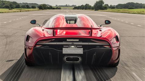 A Brief History Of Koenigsegg