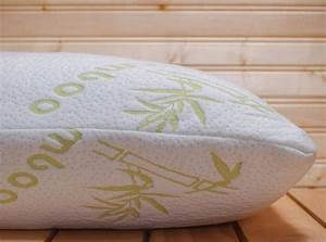 bamboo memory foam hypoallergenic pillow w bag as low as With bamboo pillow kroger