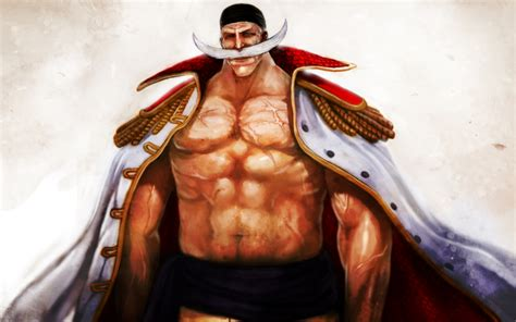 One Piece, Anime, Whitebeard Wallpapers Hd / Desktop And