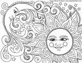 Space Adults Coloring Pages Printable Everfreecoloring sketch template