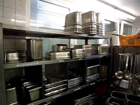 cafeteria kitchen design hatem burhan restaurant kitchen in germany 1952