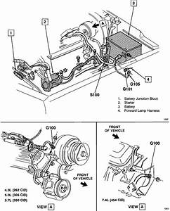 What Would Make A Fuel Line On My 1992 Chevy Truck Ark To