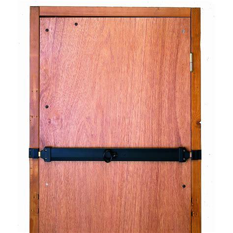 barre de s 233 curit 233 en acier zingu 233 pour portes de garage l