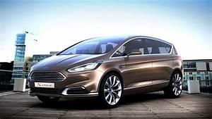 S Max Ford : ford s max concept la gu a de dise o del futuro monovolumen ~ Gottalentnigeria.com Avis de Voitures