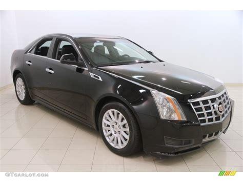 2012 Black Raven Cadillac Cts 4 30 Awd Sedan #117265705