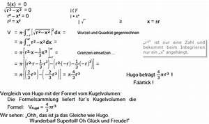 Durschnitt Berechnen : integral fl chenberechnung integrale fl cheninhalt ~ Themetempest.com Abrechnung