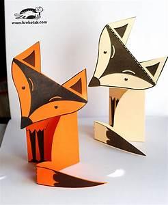 krokotak Paper FOX