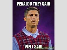 Cristiano Ronaldo is Penaldo they said Troll Football