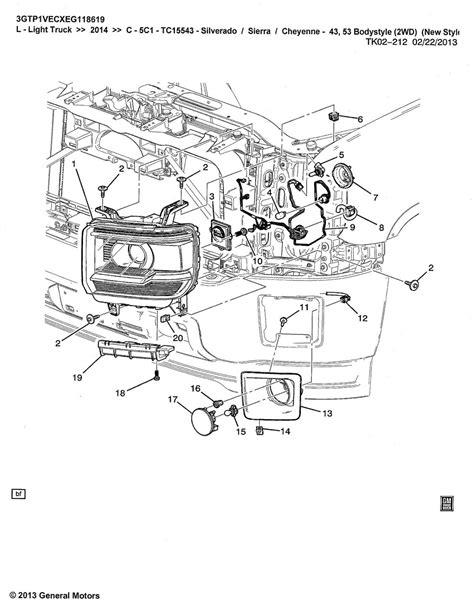 Parts Diagrams Service Manual Chevy