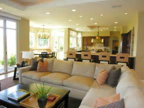 open floor plan kitchen and living room lighting a room the right way interior design styles and color schemes for home decorating hgtv