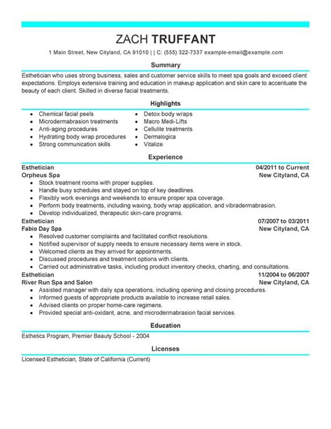 beginner hair stylist resume template