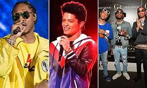 Bruno Mars, Future, Migos, & Trey Songz to Perform at BET ...