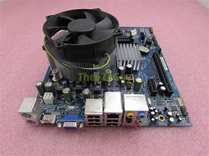 Acer Aspire X1301 Motherboard Mb Da061  087l Mb Scm01 001