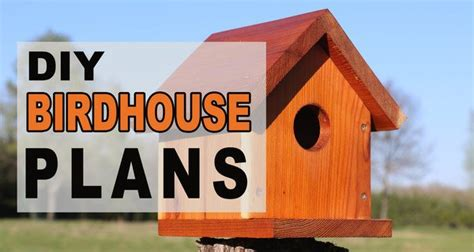 birdhouse plans easy  board diy project patterns monograms stencils diy projects