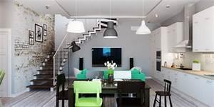 Rollstuhl Für Kleine Wohnungen : wohn esszimmer elegante l sungen f r kleine wohnungen ~ Lizthompson.info Haus und Dekorationen
