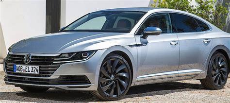 Volkswagen Arteon R 2020 by Fahrbericht Vw Arteon 2 0 L Tsi R Line