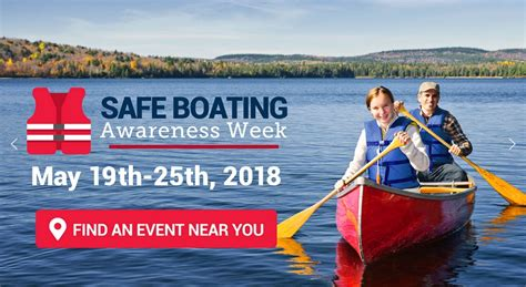 Boat Show Edmonton 2018 by 2018 Canadian Safe Boating Awareness Week Powerboating