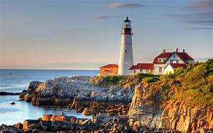 Lighthouse, Hd, Wallpapers
