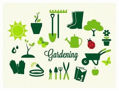 Gardening Tools Vectors Vector Icons Psd
