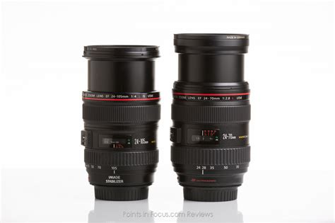 canon ef 24 105mm f 4l is usm lens review points in focus