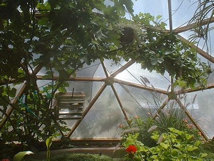 philobiodesign growing spaces geodesic dome greenhouse