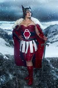 Cosplay Lady Sif Costume