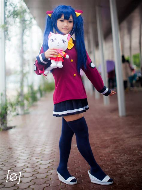 Wendy Marvell And Carla Cosplay By Datasianchick On Deviantart