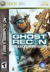 Tom Clancy39s Ghost Recon Advanced Warfighter For Xbox 360