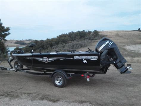 Kingfisher Tiller Boats For Sale by Used Muskie Boats For Sale Classified Ads